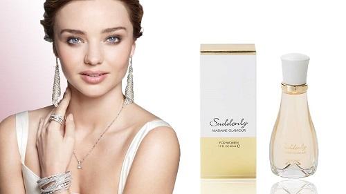 """Mùi hương nhẹ nhàng từ nước hoa Suddenly Madame Glamour sẽ """"thôi miên"""" bạn ngay tức thì"""