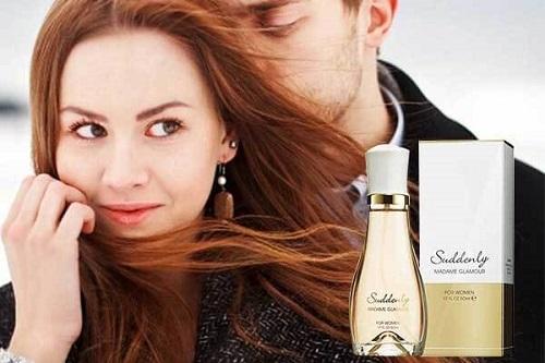 Nước hoa Suddenly Madame Glamour cho phái nữ thêm cuốn hút, tự tin