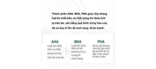 Nước hoa hồng Some By Mi chứa AHA BHA PHA dưỡng da chuyên sâu hiệu quả