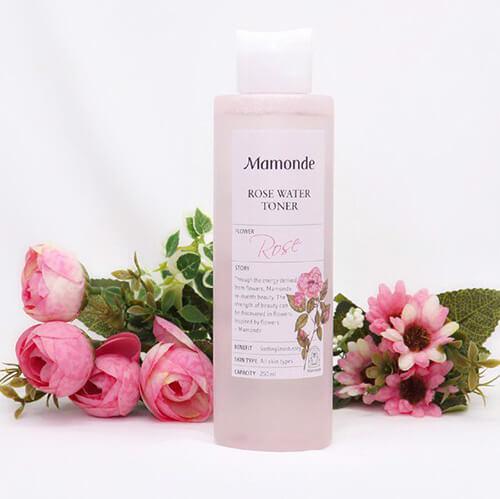 Nước cân bằng Mamonde Rose Water Toner 250ml
